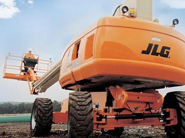 Site JLG Brasil