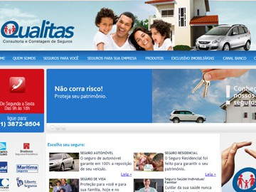 Website Qualitas Seguros