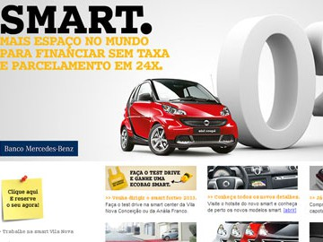 Website Smart Vila Nova